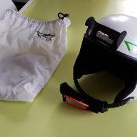 Casque Tonfly Speed avec kit libération et montage  Go Pro hero 5 neuf