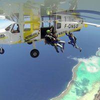 Offre de poste Nouméa skydive