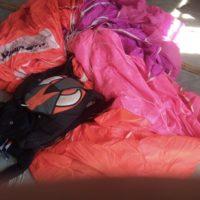 Parachute complet